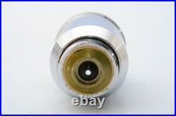 CLEAN GLASS Nikon M Plan Apo 50 0.90 210/0 Microscope Objective Lens 20.25 21509