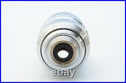 Ex Nikon Plan Apo 10x 0.45 160/0.17 Microscope Objective Lens 20.25mm 21512