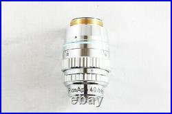 Exc++ Nikon Plan Apo Apochromat 40x/0.95 Microscope Objective 160/0.11-0.23