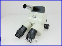 Meiji EMZ-8TR Stereo Zoom Microscope Infinity 1 Infinity1-2CB untested