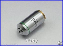 Metallurgical Microscope Infinity Plan Achromatic Objective Lens for Nikon M25