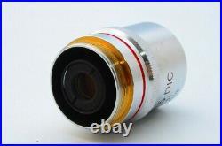 Mint Nikon BD Plan 5 DIC 0.1 210/0 Microscope Objective Lens for 26mm 20474