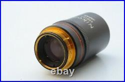 Mint Nikon Plan Apo 2x 0.08 Oil 160/- Microscope Objective Lens 20.25mm 21516