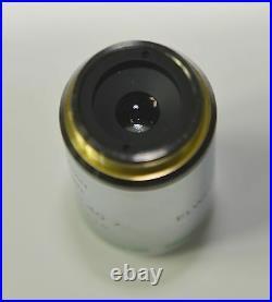 NIKON LU PLAN 20X/0.40 WD Microscope Objective