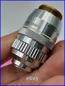 NIKON PLAN100 0.90 DRY 160/0.14-0.20 Microscope Objective Lens