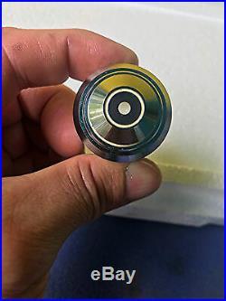 NIKON PLAN APO 40 x 0.95 WD 0.14 OBJECTIVE Eclipse Microscope E200 E400 E600