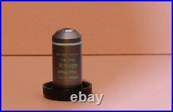 NIKON PLAN FLUOR 40X PH2 DLL Microscope Objective