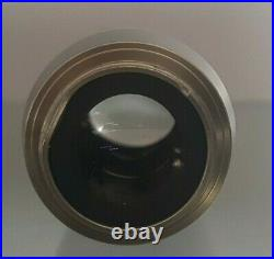 Nikon 1501-9398 CFI Plan APO VC 20/0.75 UV Air Eclipse microscope objective