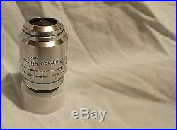 Nikon BD PlanApo 40/0.80 210mm Microscope Objective Plan Apo M26 Thread 40X