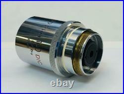 Nikon BD Plan 100X/0.90 DRY DIC Microscope Objective 210mm (M26 Thread)