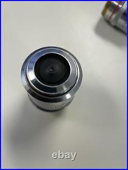 Nikon BD Plan 100 0.9 Dry 210/0 microscope lens