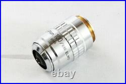 Nikon BD Plan 100x/0.80 ELWD 210/0 Microscope Objective from Japan #1392