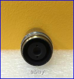 Nikon BD Plan 40 0.65 Aperture, 210/0, 40X, Microscope Objective. Tested