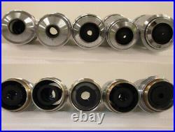 Nikon BD Plan 5X 10X 20X 40X 100X DIC Microscope M26 Objective Lens Nomarski