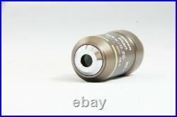 Nikon CFI Plan Achromat 10X / 0.25 / WD 10.5 Air Microscope Objective #2859