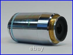 Nikon CFI Plan Apo 40X/1.0 /0.17 Ph3 DM WD 0.16 Oil Microscope