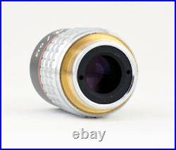 Nikon CF N Plan 4/0.13 160/- Microscope Objective Macrophoto Lens + M42