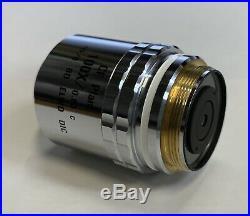 Nikon CF Plan 100X/0.80 C BD DIC ELWD Microscope Objective Lens /0