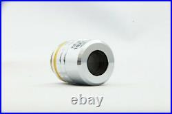 Nikon CF Plan 10X/0.30 /0 EPI WD Microscope Objective Lens from Japan #1789