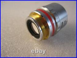 Nikon CF Plan 5X/0.13 / 0 EPI Microscope Objective, P/N 81800, WD 22.5mm