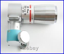 Nikon CF Plan 5x/0.13 TI /0 EPI Interferometry Microscope Objective