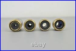 Nikon Eclipse 50i Microscope with Nikon Plan 4x 10x 40x 100x Objectives