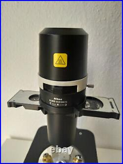 Nikon Eclipse TS100-F Mikroskop Inverted Microscope Plan Fluor ELWD 20x/0.45
