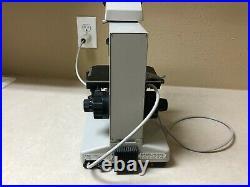 Nikon Labophot Compound Microscope with 4 E PLAN PLAN 50 Objectives