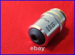 Nikon M Plan 10x 0.25 210/0 Microscope Lens