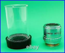 Nikon M Plan 20X/0.35 SLWD Microscope Objective 20mm Super Long Working Distance