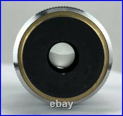 Nikon M Plan Apo 50x/0.90 210/0 Microscope Objective RMS Thread 110% Refund
