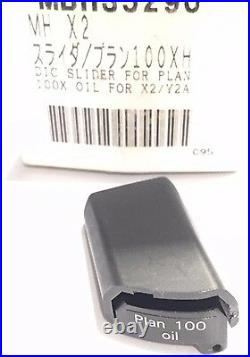 Nikon Mh X2 DIC Nosepiece Slider For Plan 1oox Oil For Microscope