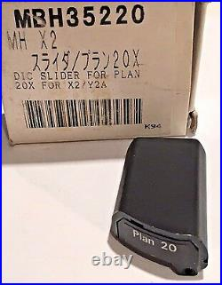 Nikon Mh X2 DIC Nosepiece Slider For Plan 2ox For Microscope