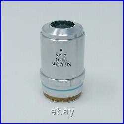 Nikon Microscope Objective BD Plan 40x DIC