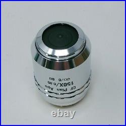 Nikon Microscope Objective CF Plan Apo 150x