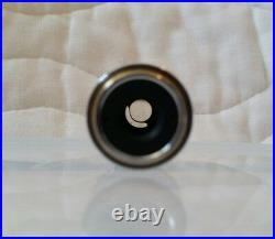 Nikon Microscope Objective E Plan 10x 0.25 160/-