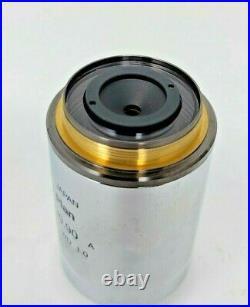Nikon Microscope Objective LU Plan 100X BD MUE41900