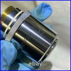 Nikon Microscope Objective Lens BD Plan 100 0.9 Dry210/0