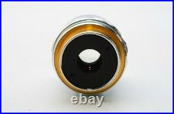 Nikon Microscope Objective Lens CF Plan 20X/0.40 /0 EPI ELWD for 20.25mm 21933