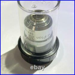 Nikon Microscope Objective Lens M Plan 20 0.4 ELWD 210/0 Limited