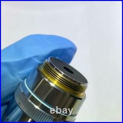Nikon Microscope Objective Lens M Plan 40 DI 0.5 210/0