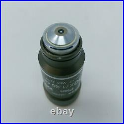 Nikon Microscope Objective Plan 100x / 1.25 Oil