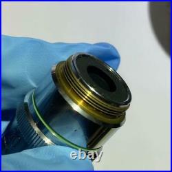 Nikon Microscope Objective lens M Plan 20 0.4 Elwd 210/0