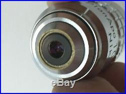 Nikon Microscope PlanApo CFN 10x/0.45 160/0.17 Objective Plan Apo Mint