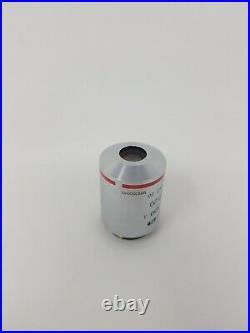Nikon Microscope Plan Apo 4X Objective