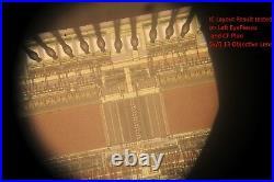 Nikon OPTIPHOT-100 Microscope & Objective CF Plan 5x, 10x, 20x, 50x Tested