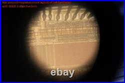 Nikon OPTIPHOT-100 Microscope & Objective CF Plan 5x, 10x, 20x, CFWN10x/20 Tested