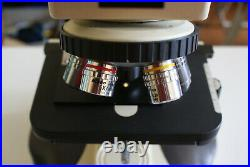 Nikon Optiphot 100 Microscope objectiv CF Plan 2.5x 5x 10x 20x 50x Mikroskop