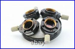 Nikon Optiphot M Plan DIC 4 Objective Nosepiece Turret Microscope 20.25mm 21561
