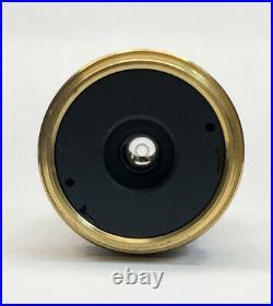 Nikon Plan 100x / 1.25 PH3 DL Infinity WD 0.17 Phase Microscope Objective 110%
